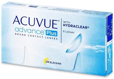 Acuvue Advance Plus