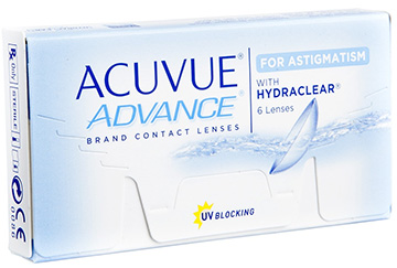 Acuvue Advance for Astigmatism