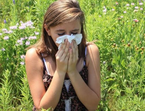Kontaktlinser og pollenallergi: Fem råd for å redusere plagene