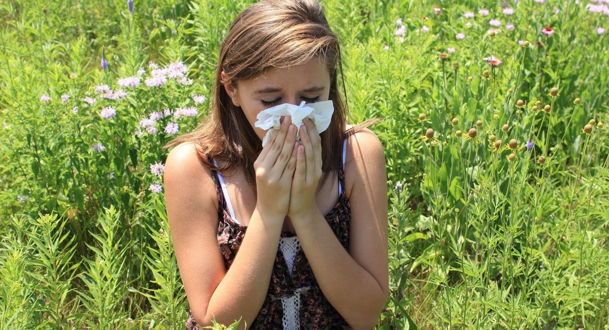 Kontaktlinser og pollenallergi: Fem råd