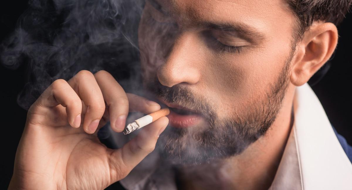 Røyking og kontaktlinser går dårlig overens
