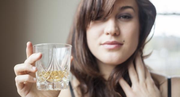 Hvordan påvirkes synet av alkohol?