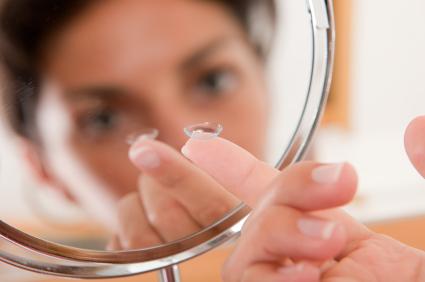 Toriske kontaktlinser