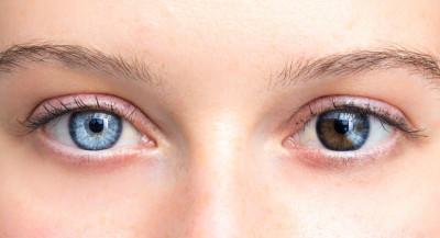 Permanent endring av øyenfarge